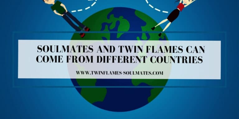 Soulmates And Twin Flames Can Come From Different Countries