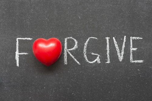 Forgiving Your Soul mate
