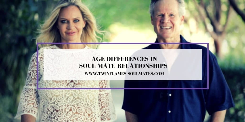 Age Differences in Soul Mate Relationships