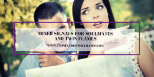 Mixed Signals for Soulmates and Twin Flames